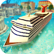 Port Craft: Paradise Ship Boys Craft Games MOD APK 1.0 (Free Resources)