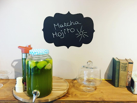 Recept: Matcha Mojito!