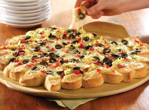 Pull-apart Pizza Recipe