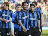 Carlos Bacca blikt terug op zijn eerste, zware maanden bij Club Brugge