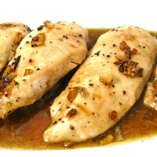 Slow Cooker Garlic-Soy Chicken Breasts