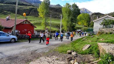 Photo: Saliendo del pueblo