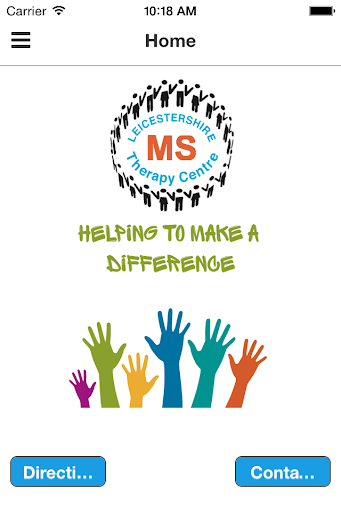 Leicestershire MS Therapy