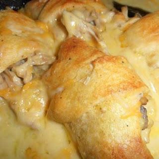 Crescent Chicken Rolls
