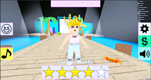 Fashion Frenzy Runway Show Summer RBX Obby Guide hack tool