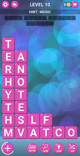 Word Stacks - Search & Connect Block Puzzle Games screenshots 2