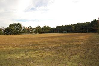 Photo: グラウンド 2012年7月に新設!! 100m×50m 天然芝のグラウンドです。