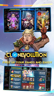 Game Clone Evolution: RPG Battle APK for Windows Phone