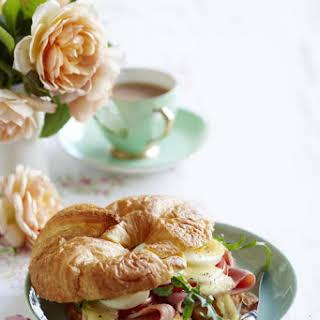 Breakfast Croissant Recipes.