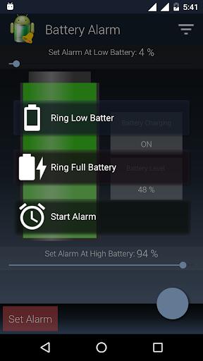 玩免費遊戲APP|下載Battery Charging  Alarm app不用錢|硬是要APP