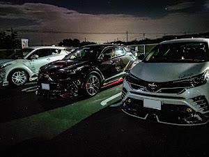 C-HR ZYX10 2017 Gグレード のカスタム事例画像 ひろき@兄さんの2019年08月14日22:18の投稿