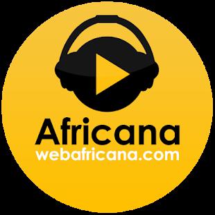 Africana Radio - náhled