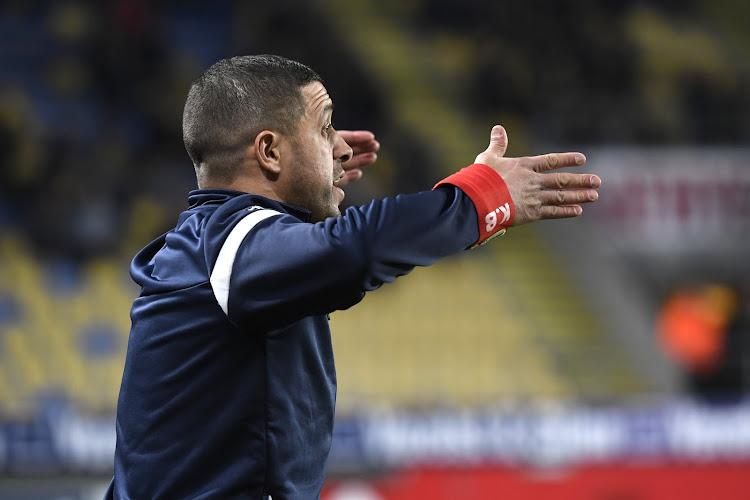 """Belhocine na driepunter tegen Sint-Truiden: """"Dat is een teken dat dit team stappen aan het zetten is"""""""