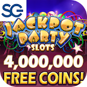 Jackpot Party- Free Slot Games