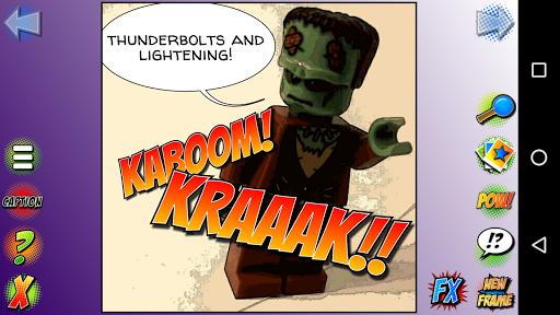 Comic Strip pro  screenshots 1