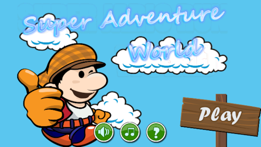 Super Adventure World