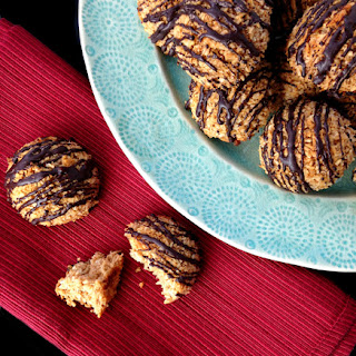 Mexican Chocolate Macaroons