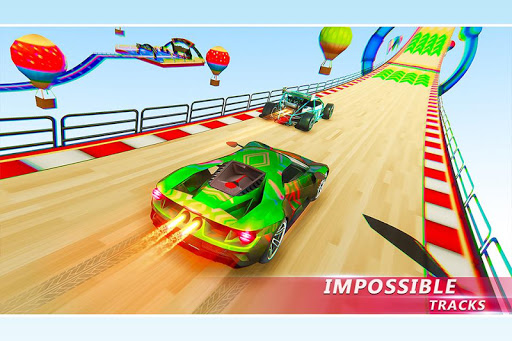 Ramp Stunt Car Racing Games: Car Stunt Games 2019  screenshots 5