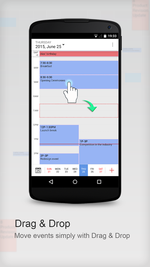 Calendar Apps For Android : Tiny calendar app android apps on google play