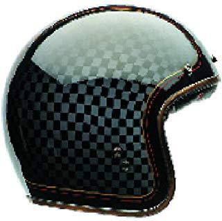 Helmet bell custom 500 dlx special edition rsd check it black m