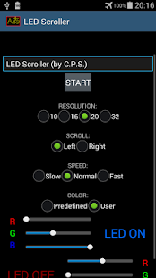 LED Scroller- screenshot thumbnail