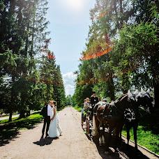 Wedding photographer Darya Churilina (dashachu). Photo of 08.08.2017