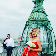 Wedding photographer Alina Ovsienko (Ovsienko). Photo of 20.10.2018