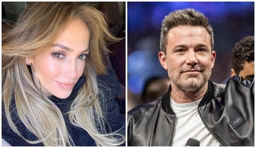Jennifer Lopez, Ben Affleck, and their Kids Spotted Together at Universal Studios