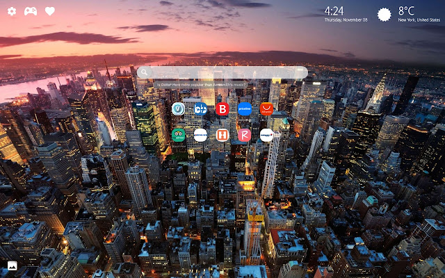 Beautiful New York City Wallpapers 4K New Tab