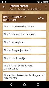 Wetten Nederland - náhled