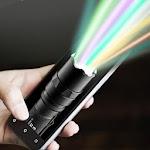 Color Flashlight LED HD Icon
