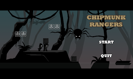 Chipmunk Rangers- screenshot thumbnail