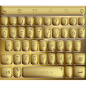 Keyboard Theme Solid Gold icon