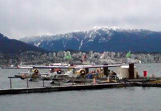 Photo: Seaplanes in Vancourver, BC
