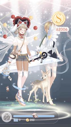 指輪の中の妖精