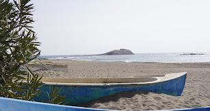Vistas a la Isla de San Andrés.