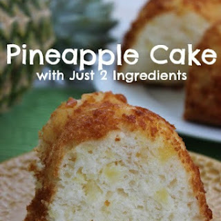 Sugar Free Pineapple Cake Recipes