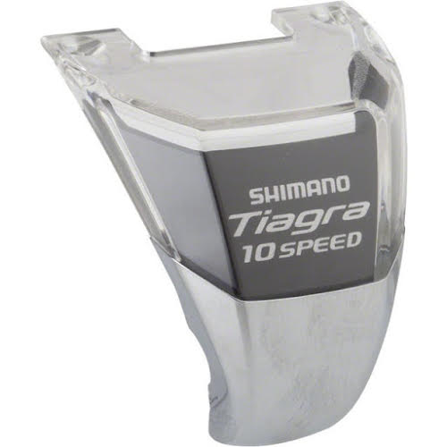 Shimano Tiagra 4600 Right STI Lever Name Plate and Fixing Screws