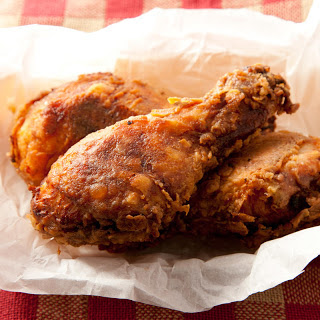 Basic Buttermilk Fried Chicken