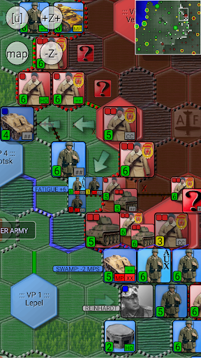 Fall of Army Group Center 1944 (free) 1.0.1.2 screenshots 16