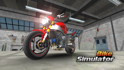 Bike Simulator 2 Moto Race Game modavailable screenshots 4