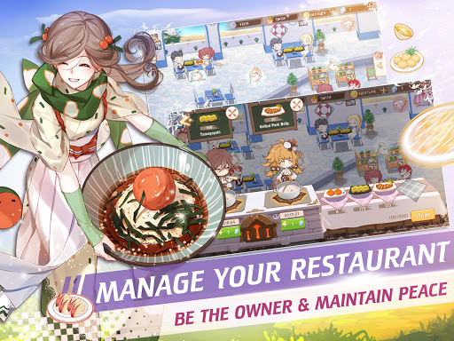 Food Fantasy apkpoly screenshots 9