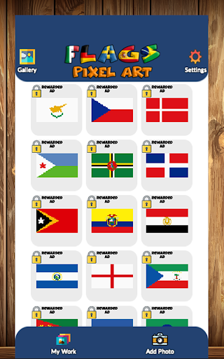 Download Flags Of The World Pixel Art Color By Number Free For Android Flags Of The World Pixel Art Color By Number Apk Download Steprimo Com