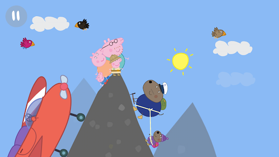 Peppa Goes Around the World- screenshot thumbnail