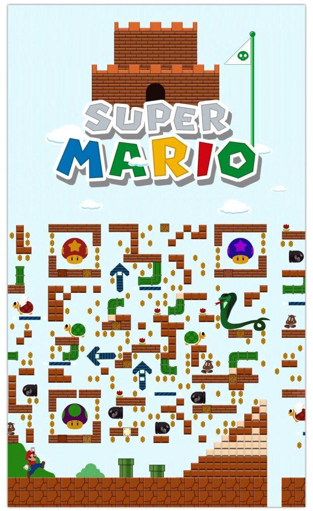 We Chat : Super Mario