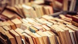 Libros en una imagen de archivo.
