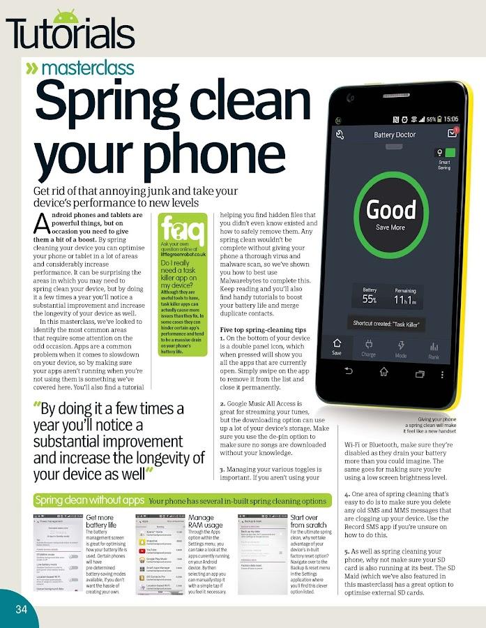 Android Magazine- screenshot