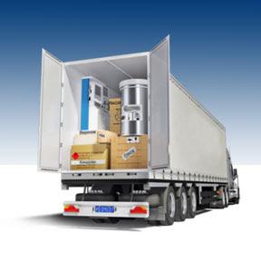 Перевозки cборных грузов