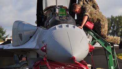 Photo: Polski F-16 Jastrząb