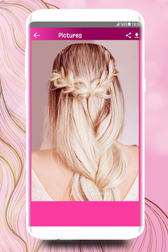 Hairstyles Step by Step DIY  screenshots 3
